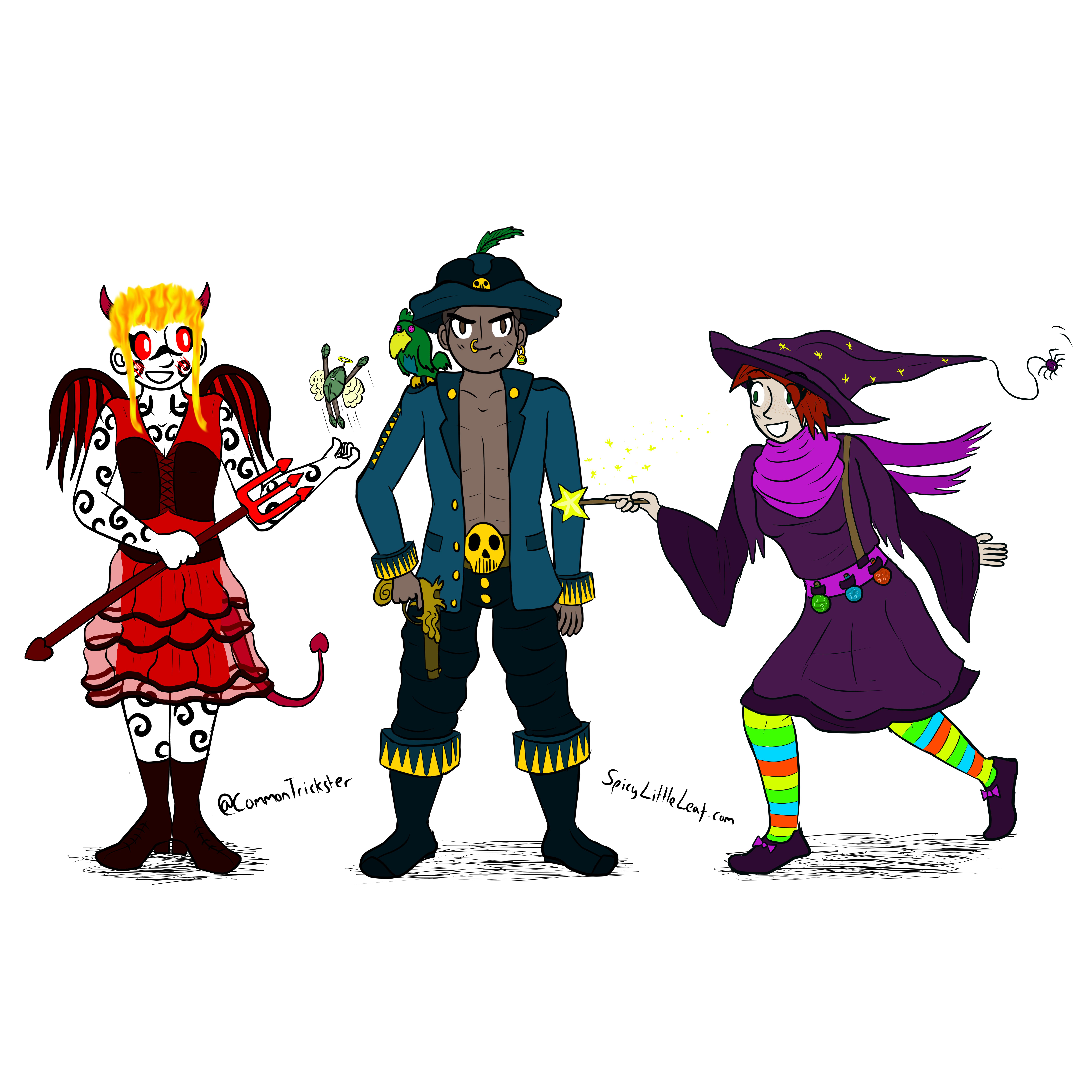 halloween sll