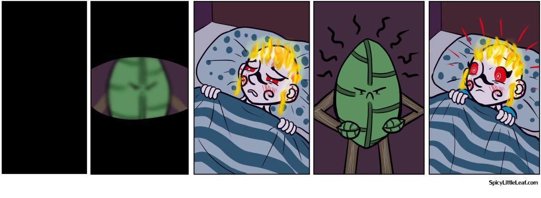sll 98 - rude awakening